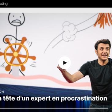 Dans la tête d'un expert en procrastination